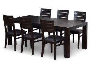 sets casual pc glass top iconic furniture  piece oval dining table set cinnamon dining table