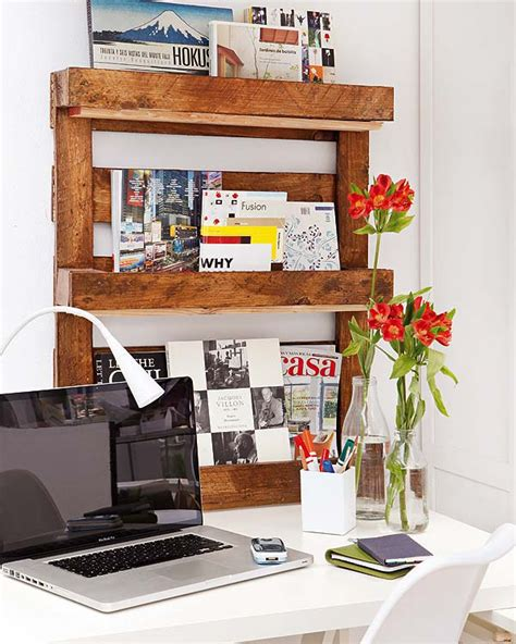 Diy Home Office Furniture Diy Wood Pallet Furniture Ideas 4 Easy Projects For Home And Garden
