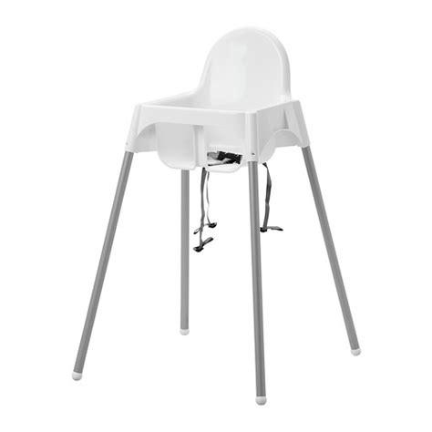 Ikea High Chair antilop kinderstoel met veiligheidsriempje ikea