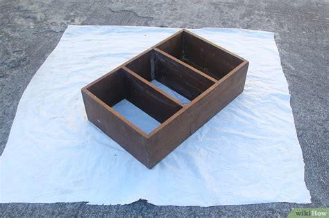 mobili di legno come dipingere mobili di legno 15 passaggi