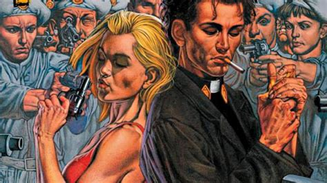 Preacher Book Three Collected Dc Why That Awaited Preacher Tv Series Doesn T Involve Dc Comics Blastr