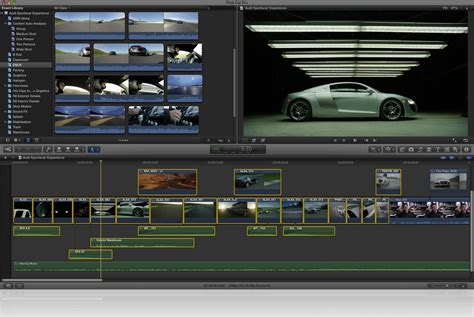 final cut pro latest version for mac updated version of apple s video application final cut pro