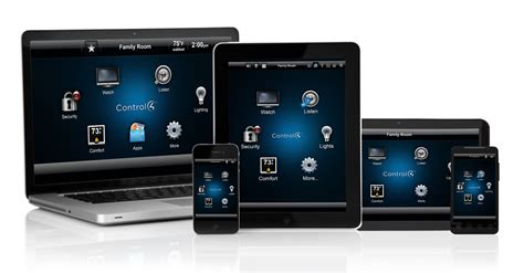 smartphone home automation smart homes 4 awesome home automation solutions pubnub