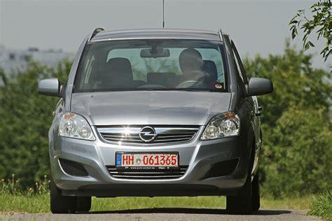 Zafira B Autobild by Opel Zafira B Im Test Bilder Autobild De