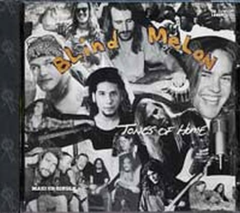 blind melon tones of home cd single ep records