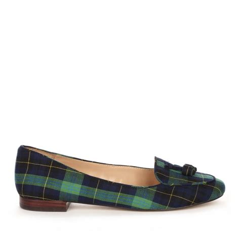 Plaid Flats classic and lovely plaid home decorating trend for 2014