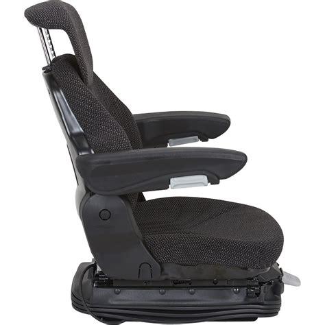 grammer suspension seat original grammer multi adjust air suspension seat cloth