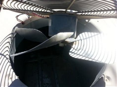 fan motor for ac unit how to replace a condenser fan motor on a hvac