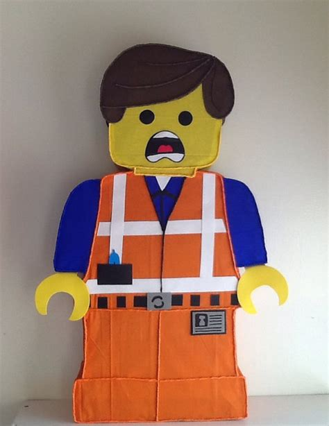 Pinata Lego Emmet By Pinata Dimi unavailable listing on etsy