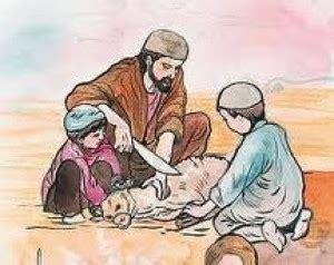 riwayat sejarah kisah nabi ismail  pendidikan