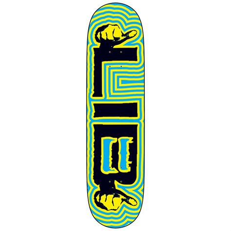 logo deck lib tech logo hesho 7 8 skateboard deck evo