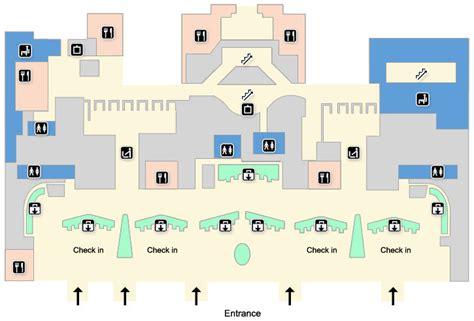 terminal 5 floor plan london heathrow terminal 5 maps heathrow airport guide