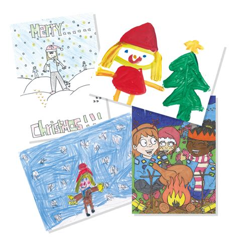 charity christmas cards girlguiding gifts girlguiding