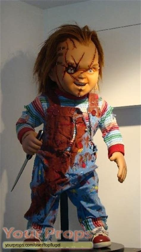 Chucky Movie Prop For Sale | seed of chucky chucky 1 1 replica movie prop