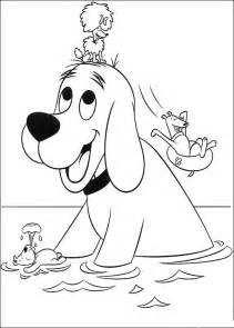 clifford the big coloring pages animations a 2 z coloring pages of clifford the big