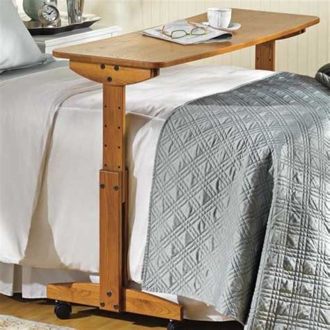 rolling bed table size beds rolling table and writing letters on