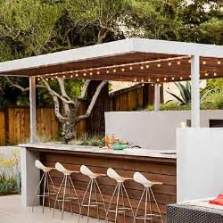 Garden Bar Ideas Bar A Hillside Garden S Ingenious Design Sunset