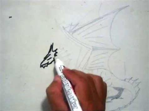 tutorial menggambar naga full download cara cepat menggambar ikan how to draw fish