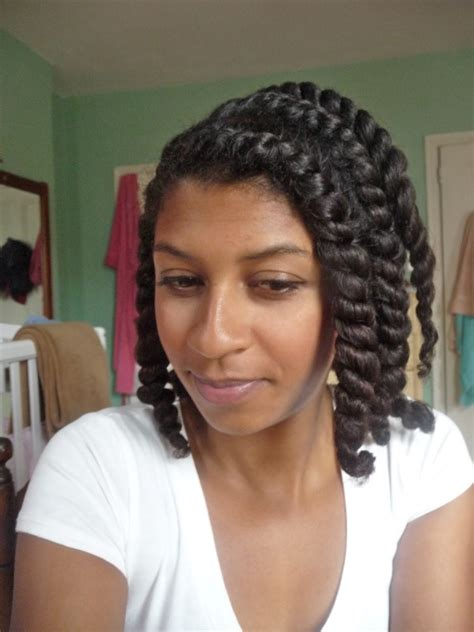 Twist And Curls Hairstyles by 7 Gorgeous Flat Twist Hairstyle Ideas And Tutorials