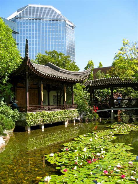botanical gardens portland oregon favorite places