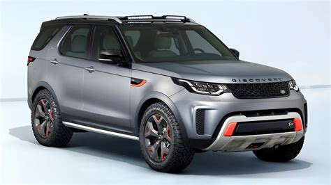 land rover discovery news land rover discovery svx revealed in pictures by car magazine