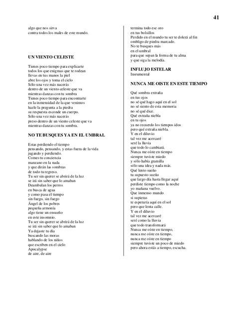 Letras completas - Luis Alberto Spinetta
