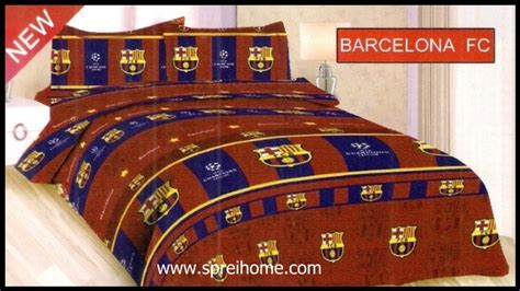 Sprei Bonita Real Madrid agen sprei bonita jual selimut murah