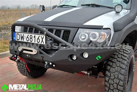 Jeep Wj Winch Bumper Front Bumper Bar Iron Jeep Grand Cheeroke Wj Wj Jeep