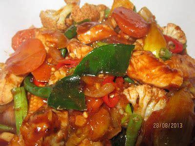 resepi cikgu ani ayam paprik cravings malay food