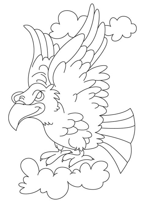 cute eagle coloring pages free eagle coloring pages coloring home