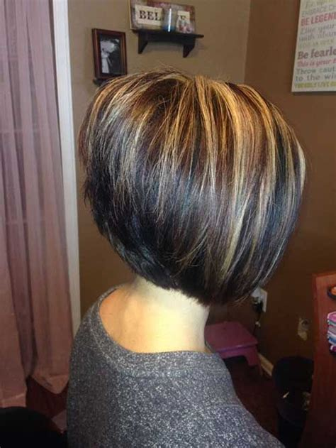 Pictures Of Stacked Angled Bobon Older Woman | 8178 best images about haircuts style and color on