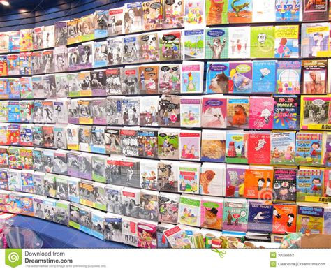 card shop greetings cards editorial photography image of