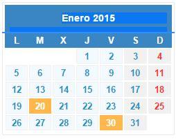 Calendario Hacienda 2015 Calendario De Hacienda Enero 2015 Ecoboga Asesor 237 A
