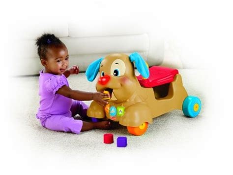 fisher price ride on puppy product description