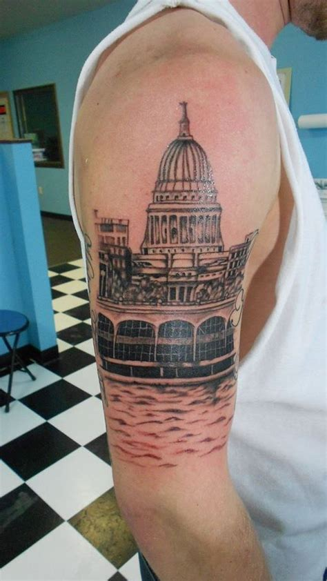 it s such a great city people are tattooing themselves