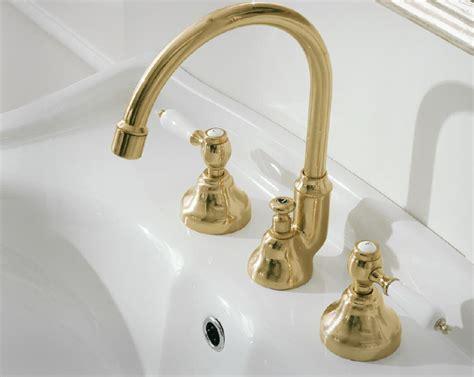 rubinetti dorati rubinetti rubinetto 800 da zazzeri