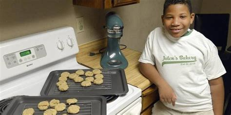 buying a house with previous subsidence 8 year old opens baking business to buy his single mom a