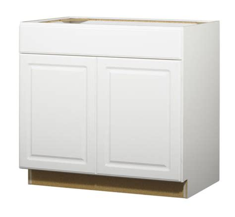 Value Choice 36 Quot Ontario White Standard 2 Door 1 Drawer Kitchen Cabinet Doors Ontario