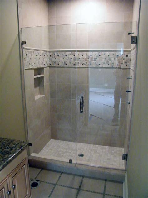 make your own shower door bathroom diy shower door ideas shower material options