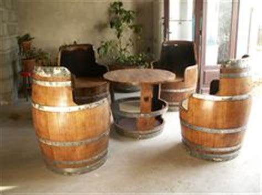 Salon De Jardin En Tonneau 3723 by 1000 Images About Barrique On Wine Barrels