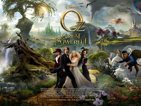 Watch Oz Great Powerful 2013 Oz The Great And Powerful 2013 Wallpaper 1024x768 Resolution Wallpaper Download Best