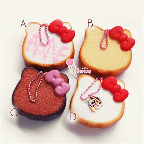 Squishy Hk 1 hello marble toast squishy 183 uber tiny 183 store powered by storenvy