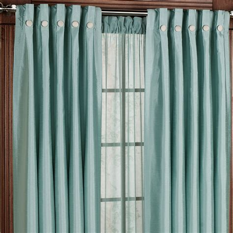 curtains with pleats artisan box pleated curtains