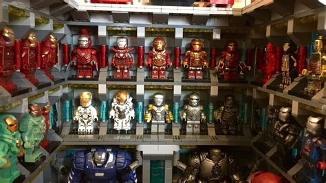 lego versions iron man suits long