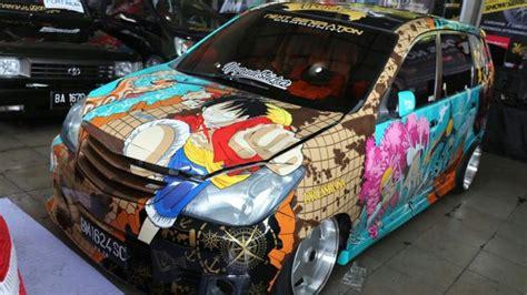 Lomba Modifikasi Mobil by Modifikasi Mobil Daihatsu Di Ranah Minang