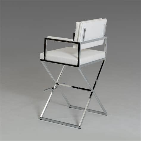 modrest lindy contemporary white leatherette bar stool modrest coppola modern white leatherette bar stool