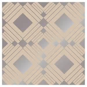removable wallpaper target tempaper diamond self adhesive removable wallpaper taupe