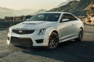 Ats V Cadillac 2016 Cadillac Ats V Coupe Front Three Quarter View Photo 25