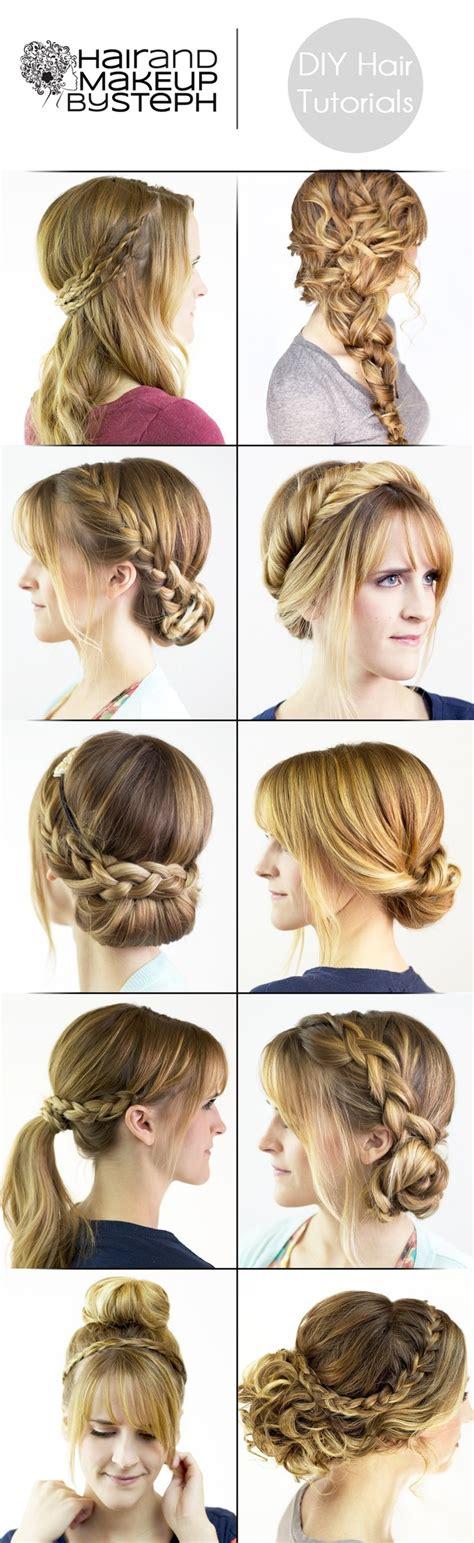 diy twist hairstyles how to s tutorials hair style and hair tutorial braid