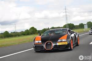 Bugatti World Record Edition Bugatti Veyron 16 4 Grand Sport Vitesse World Record Car